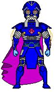 Anti-Monitor (Armor 1)