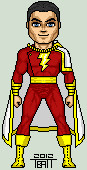 Micro captain marvel by everydaybattman-d4s4lq6