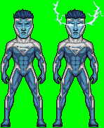 Superman electric by abelmicros-d5m3fu3