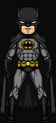 Batman Por Lordkal el