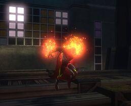 Fyrepit - inferno mode
