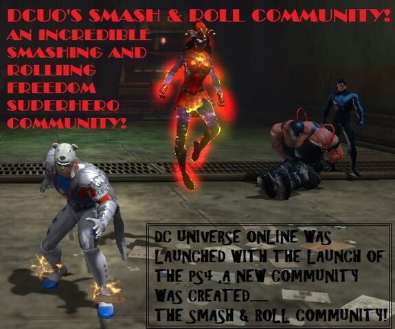 File:DCUO smash and roll community.jpg