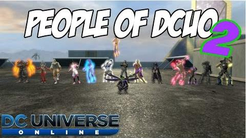 People of DCUO 2!!