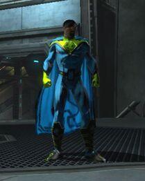 Star Sentinel JLA