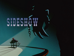 Sideshow-Title Card