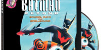 Batman Beyond – School Dayz and Spellbound (DVD)