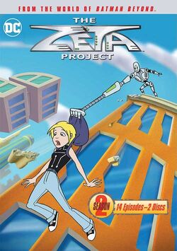 The Zeta Project - Season Two (DVD)