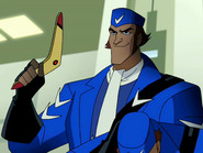 Captain Boomerang display