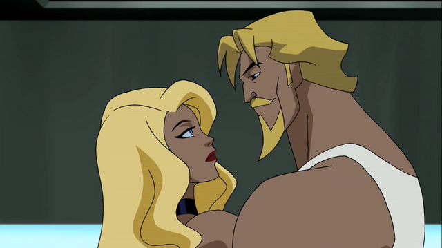 File:Green Arrow and Black Canary.png