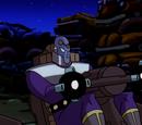 Blasting Space Sled