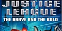 Justice League - The Brave and the Bold (VHS)