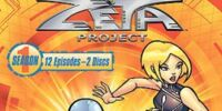 The Zeta Project - Season One (DVD)
