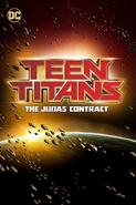 Teen Titans The Judas Contract teaser poster