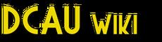 DC Animated Universe Wiki wordmark