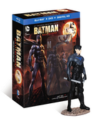 Batman Bad Blood - Blu-ray Deluxe Edition