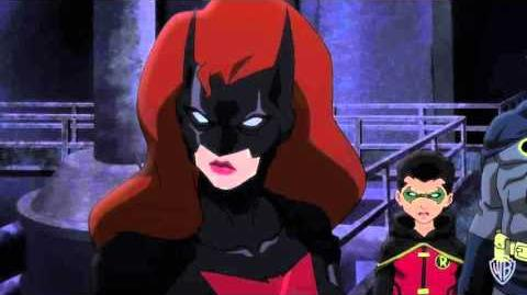 "Batman Bad Blood -- ""The Night Batman Died"""