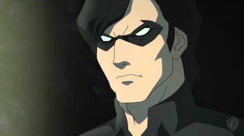 "Batman Bad Blood clip -- ""Gone"""