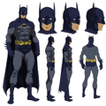 Dick Grayson Batman model sheet designs.png