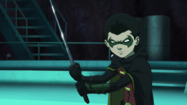File:Robin prepping to spar with Nightwing.png
