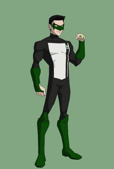 Kyle Raynor Blue Lantern