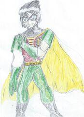 Robin - Dick Grayson
