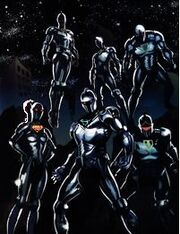 Wolverine (Team)