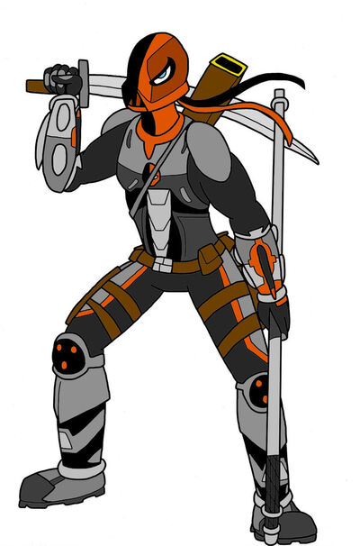 Deathstroke (DC Xtreme)