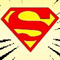 Superman corps logo