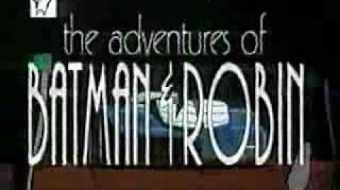 The Adventures of Batman & Robin theme song