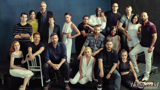 File:Batman v Superman Dawn of Justice and Suicide Squad casts.png