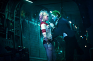 The Joker scolds Harley Quinn