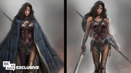 Wonder Woman NYCC concept art 2