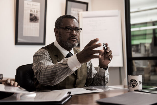 File:Perry White discussing ideas.jpg