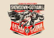 Batman v Superman Dawn of Justice promo - showdown in Gotham City