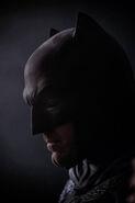 Ben Affleck as Batman first look