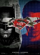 Batman v Superman Dawn of Justice - Batman-Superman poster