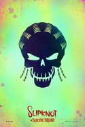 Suicide Squad character poster - Slipknot
