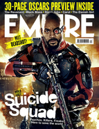 Empire - Suicide Squad Deadshot cover