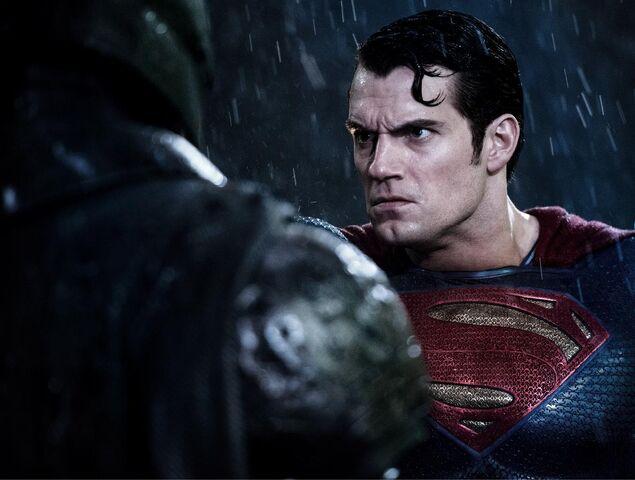 File:Superman glares down Batman.jpg