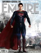 Empire - Man of Steel June 2013 variant cover - Superman 2