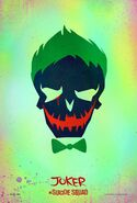 Suicide Squad character poster - Joker