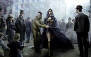 Wonder Woman concept art 1