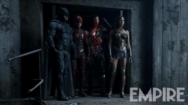 File:Batman, Flash, Cyborg and Wonder Woman stand in a doorway.png
