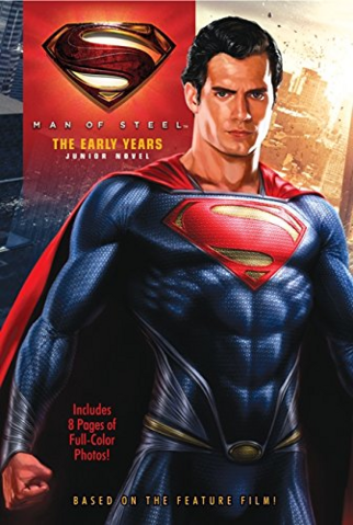 File:Man of Steel The Early Years Junior Novel cover.png
