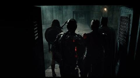 Justice League Comic-Con Footage