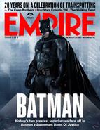 Empire - Batman v Superman Dawn of Justice March 2016 variant cover - Batman