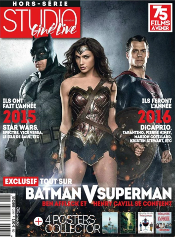 File:Studio Ciné Live - Batman v Superman Dawn of Justice cover.png