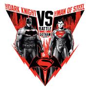 Batman v Superman Dawn of Justice promo - battle for Gotham City
