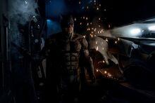 Tactical Batsuit first look
