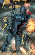 Red Arrow Earth 2 001